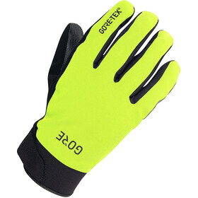 GORE WEAR C5 Gore-Tex Thermo Gloves Unisex neon yellow/black